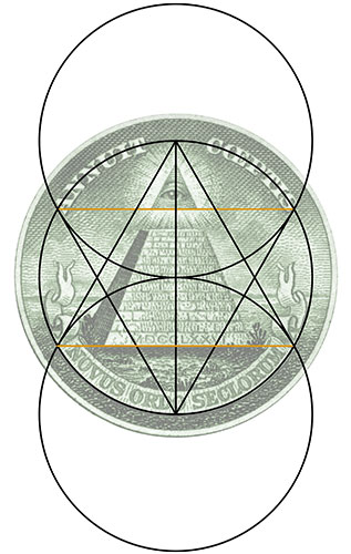 A lot of knowledge in two circles: The Vesica Piscis - Sacred Geometry