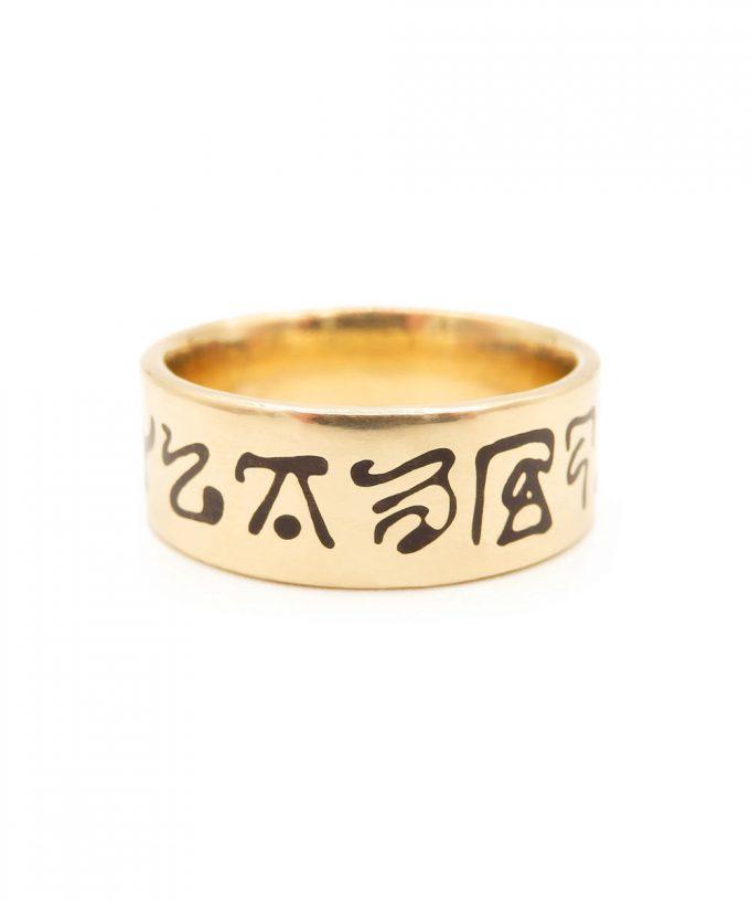Language of Light Ring