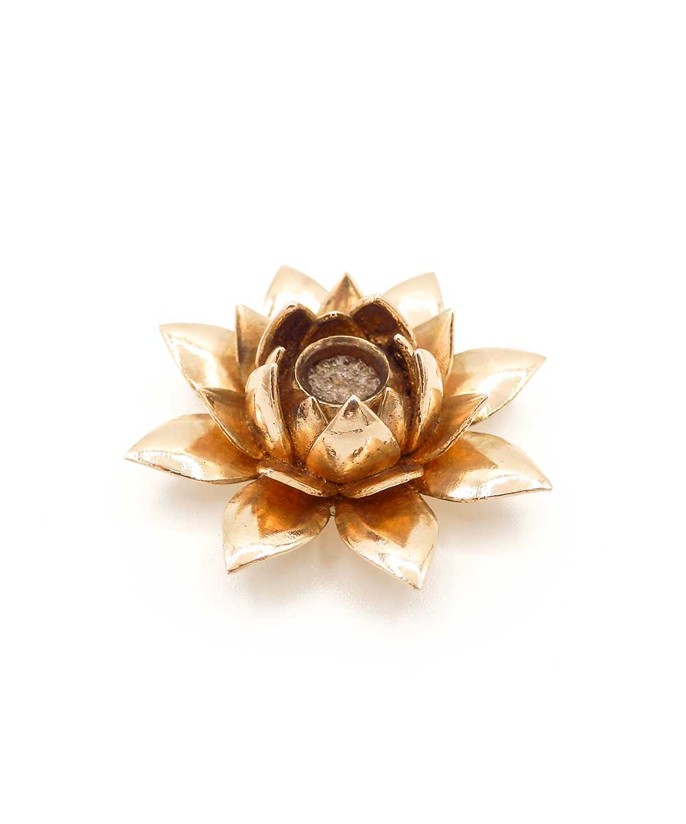 Lotus Cremation Jewelry