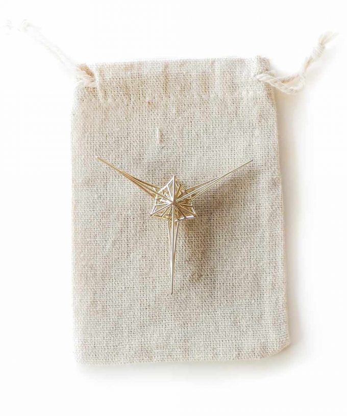 Angelic Star - 14K Gold