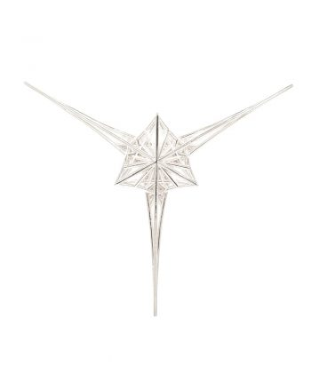 Angelic Star - Sterling Silver