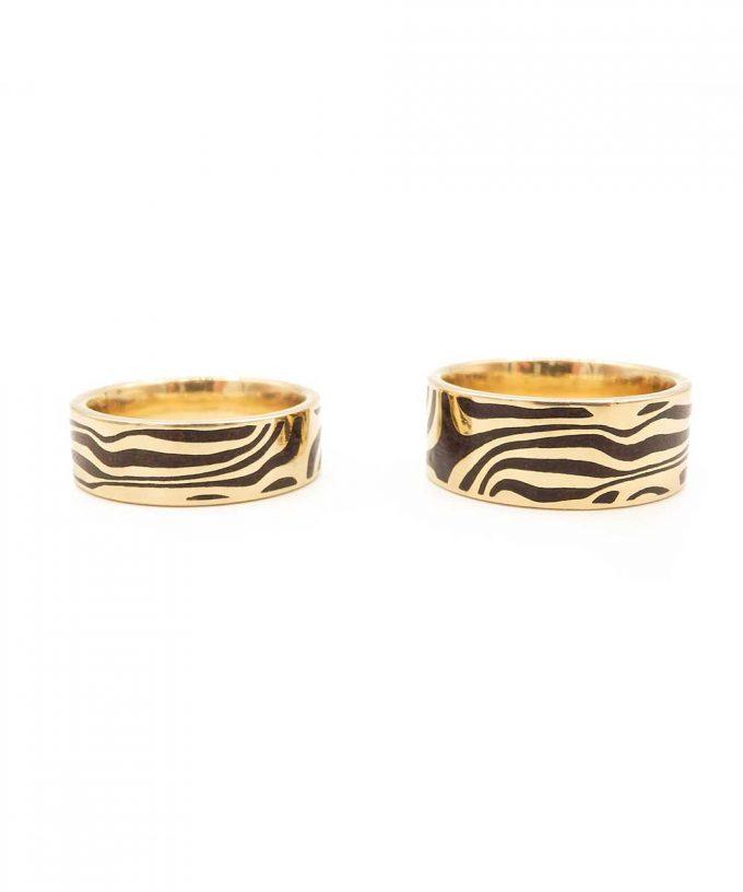 Twin Soul - Wedding Rings