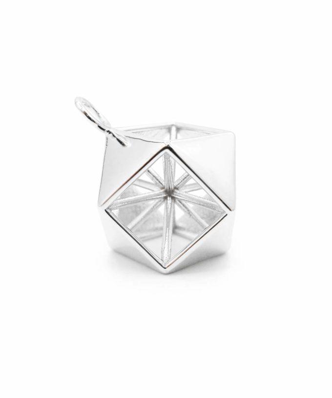 Vector Equilibrium Silver