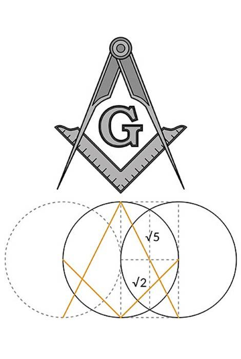 Masonic Square Vesica Piscis