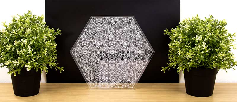 Sacred Geometry Home Decor