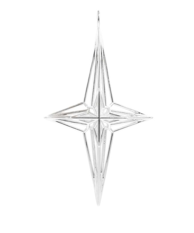 Soul Star Pendant - 925 Sterling Silver