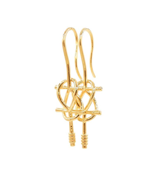 Double Ankh Earrings - Outlet