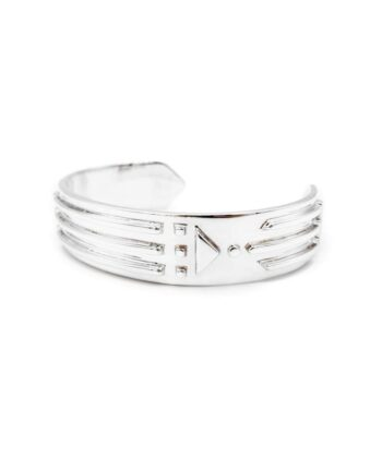 Atlantis Bracelet - Solid - Silver